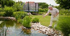 Top Four Winter Pond Care Tips