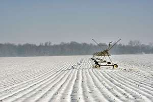 Surprising Ways Irrigation Can Protect Your Crops This Winter